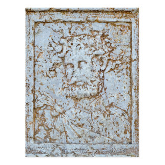 Postal: Retrato antiguo del Bacchus Postal