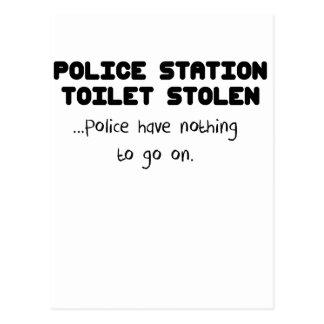 Postal retrete stolen.png de la comisaría de policías