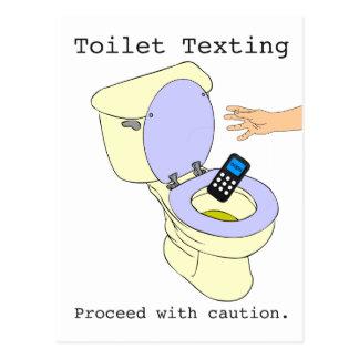Postal Retrete Texting
