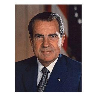Postal Richard M. Nixon