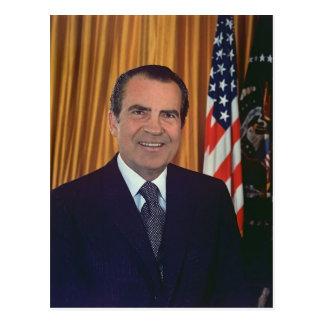 Postal Richard Nixon