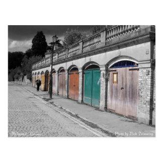 Postal Richmond - Londres