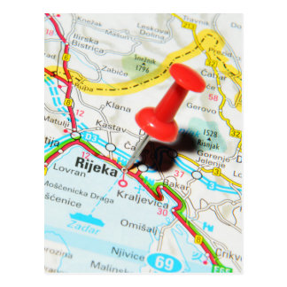 Postal Rijeka, Croacia