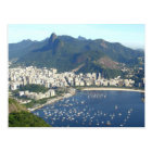 Postal Río de Janeiro, el Brasil