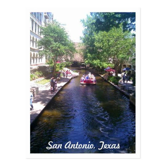 Postal Riverwalk, San Antonio
