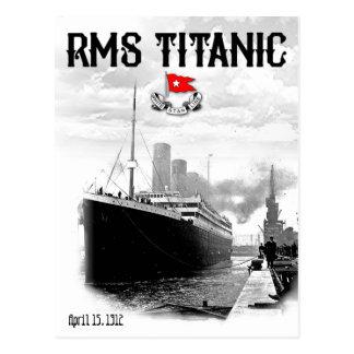 Postal RMS titánico