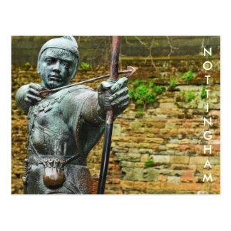 Postal Robin Hood