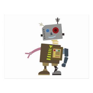 Postal Robot raro