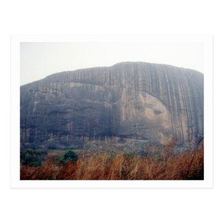 Postal Roca de Zuma, Nigeria
