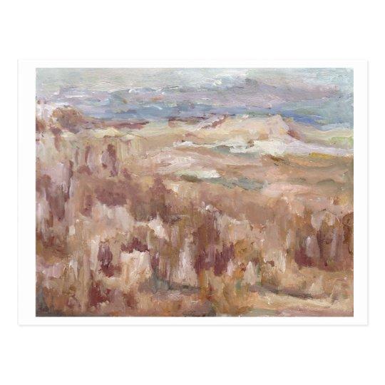 Postal Roca del paisaje