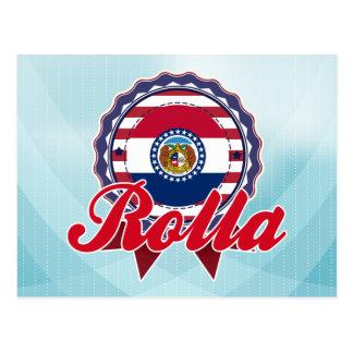 Postal Rolla, MES