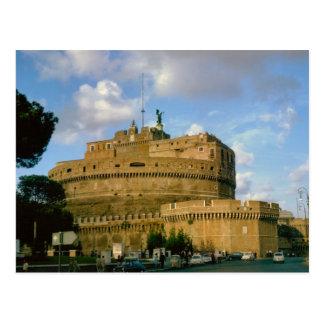 Postal Roma, Castel S.Angelo
