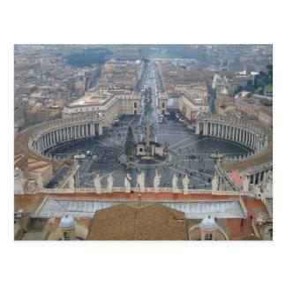Postal Roma, Ciudad del Vaticano