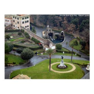 Postal Roma - Ciudad del Vaticano