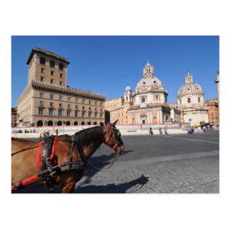 Postal Roma, Italia