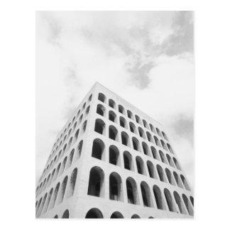 Postal Roma Italia, EUR Palazzo del Lavoro