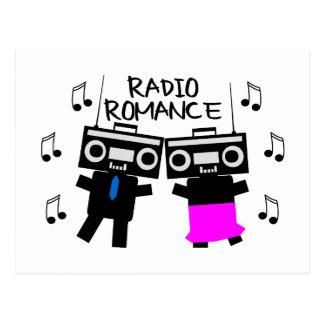 Postal Romance de radio