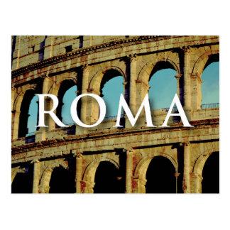 Postal Rome Italy Europe Wanderlust