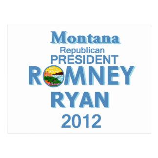 Postal Romney Ryan
