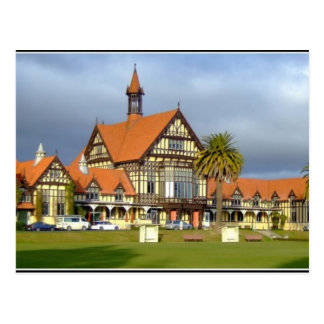 Postal Rotorua Nueva Zelanda