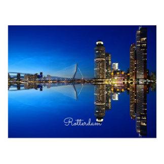 Postal Rotterdam, fotografía del paisaje