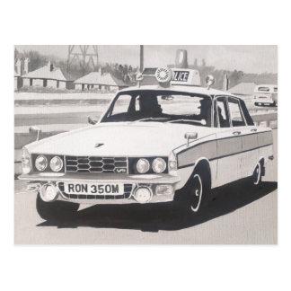 Postal Rover P6 3500 V8