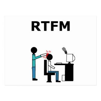 POSTAL RTFM