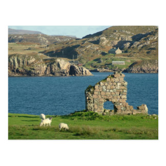Postal Ruina en Iona