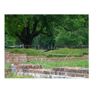 Postal Ruinas de Jamestown