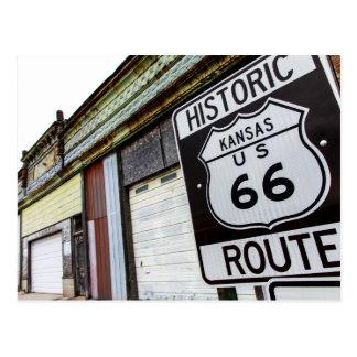 Postal Ruta 66