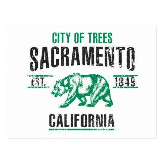 Postal Sacramento