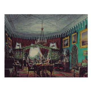 Postal Sala de estar de la emperatriz Alexandra