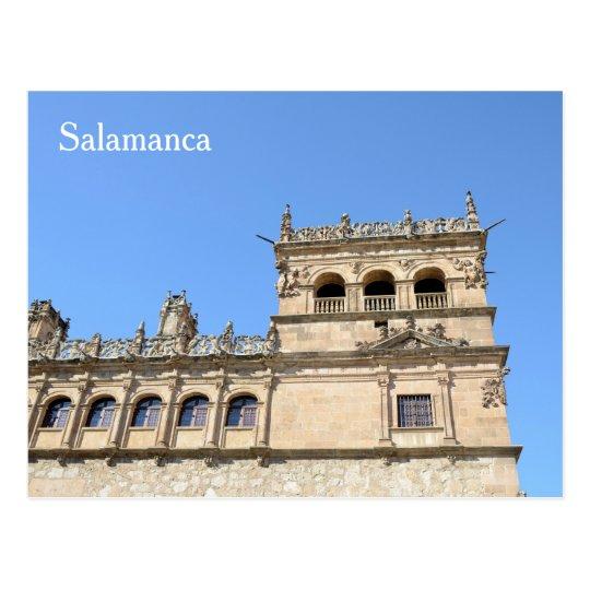 Postal Salamanca, España