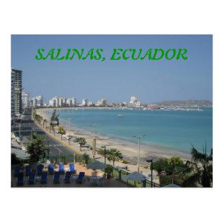 POSTAL SALINAS, ECUADOR