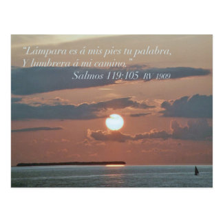 Postal Salmos 119-105