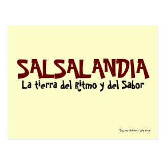 Postal Salsalandia