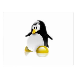 Postal Salto de Linux