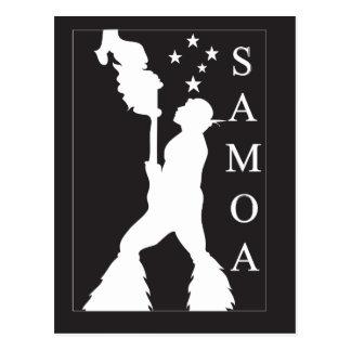 Postal SamoaBlackWhite.ai