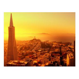 Postal San Francisco céntrico, CA