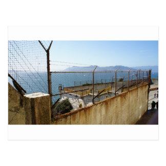 Postal San Fransisco, CA Alcatraz