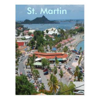 Postal San Martín céntrico