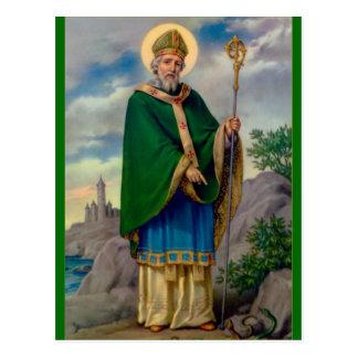 Postal San Patricio