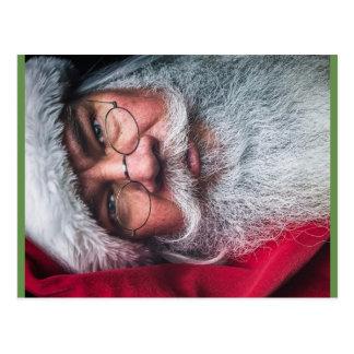 Postal Santa