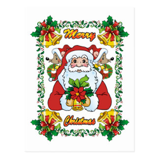 Postal Santa alegre