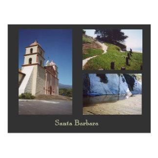 Postal Santa Barbara