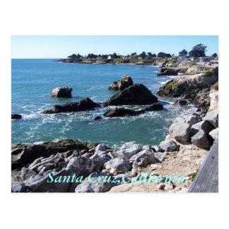 Postal Santa Cruz, California