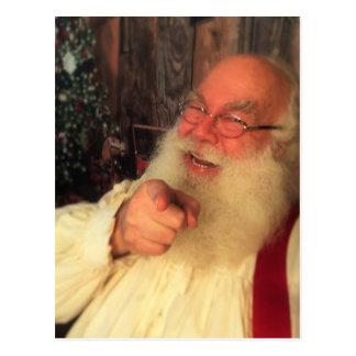 Postal Santa le quiere