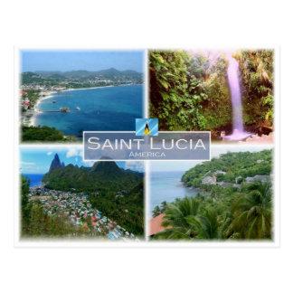Postal Santa Lucía del LC -