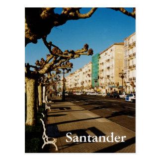 Postal Santander