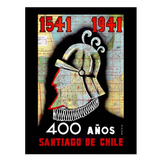 Postal Santiago De Chile